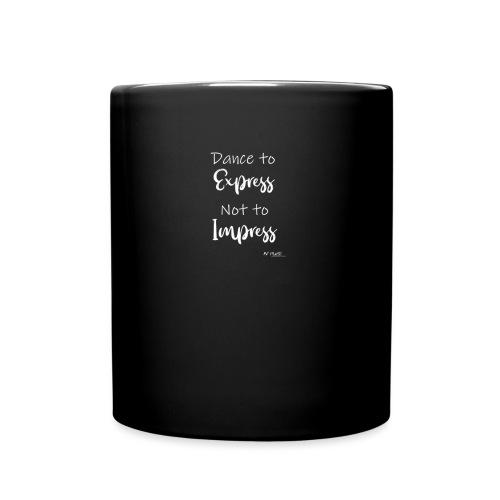 express blanc - Mug uni