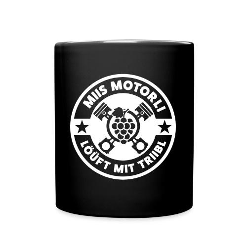 MIIS MOTORLI LÖÜFT MIT TRIIBL - Tasse einfarbig