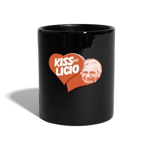 Kiss Me Licio - Tazza monocolore