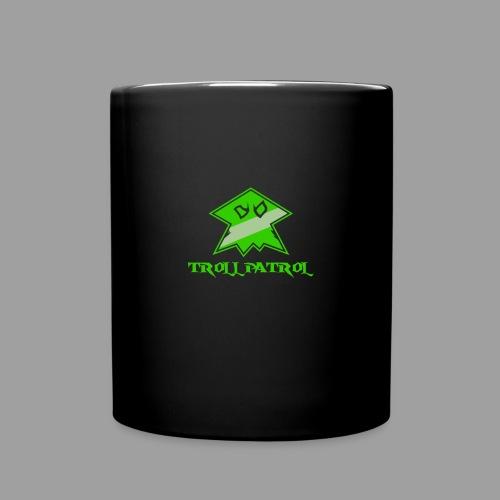Troll Patrol Logo - Full Colour Mug