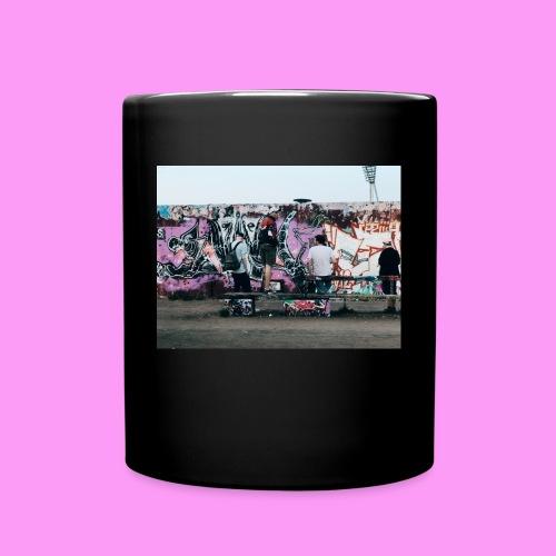 Gangs in Mauerpark - Taza de un color