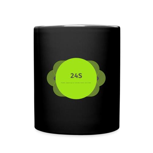 The Official 24S Logo - Full Colour Mug