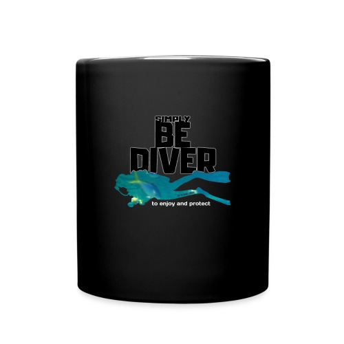 Be Diver 2 - Soutien à Sea Shepherd France - Mug uni