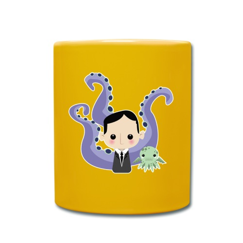 Lovecraft and Cthulhu - Tazza monocolore
