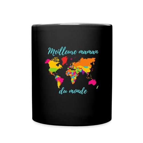 Meilleure maman du monde, fête des mères - Mug uni
