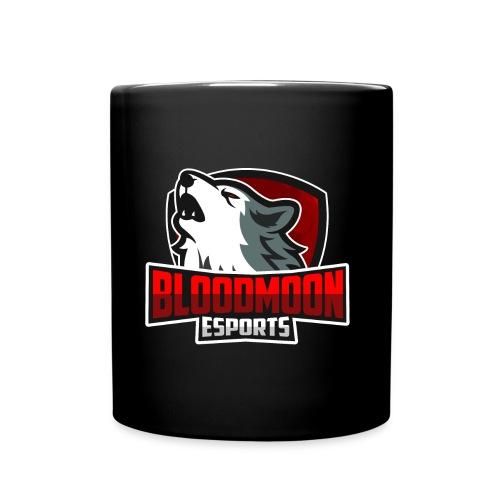 BloodMoon eSport Logo - Tasse einfarbig