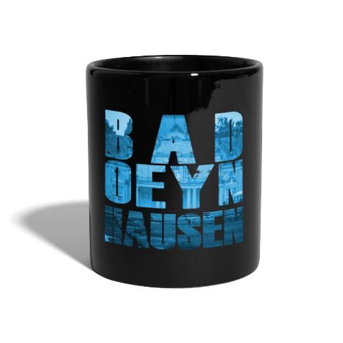 Durch die Oeynhausener Brille geschaut... - Tasse einfarbig