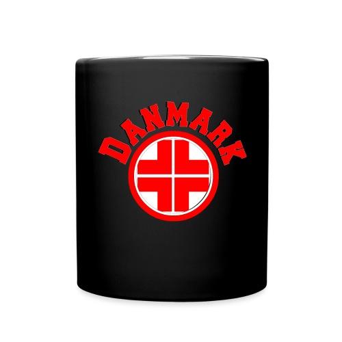 Denmark - Full Colour Mug