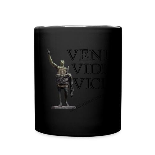 Giulio Cesare, veni vidi vici - Tazza monocolore