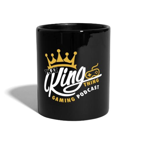 That King Thing Logo - Full Colour Mug