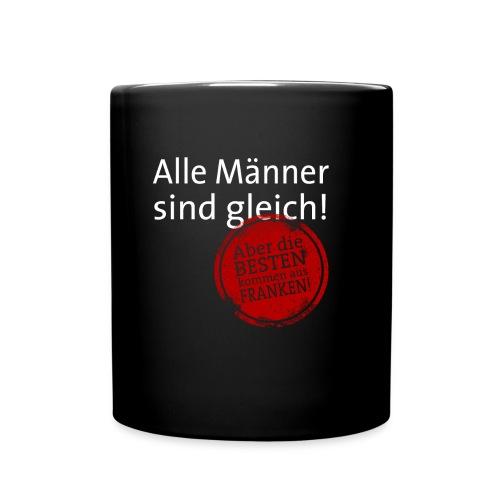 1_t-shirt_maenner_sind_gl - Tasse einfarbig