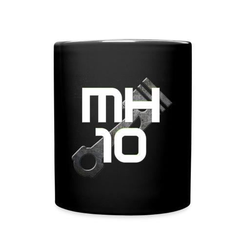MH10 Logo - Tasse einfarbig