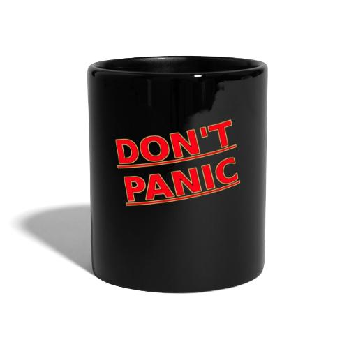 DON T PANIC 2 - Full Colour Mug