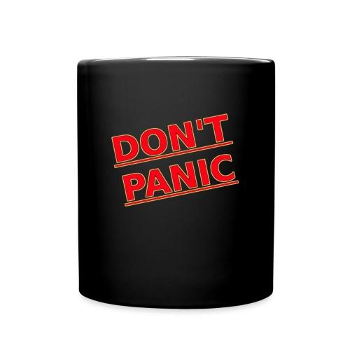 DON T PANIC 2 - Full Colour Mug