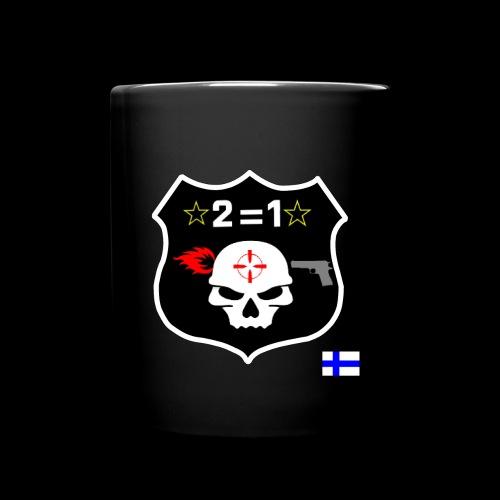 Paita logo selkä VÄRILLINEN png - Yksivärinen muki
