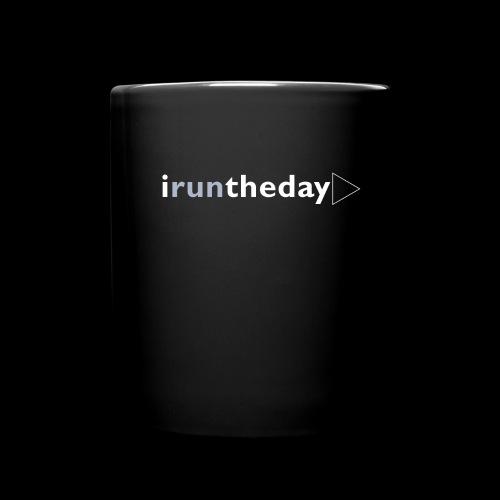iruntheday clothing range - Full Colour Mug