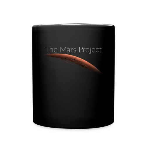 The Mars Project - Mug uni