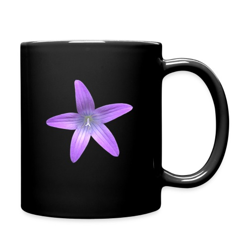 Purple flower - Taza de un color