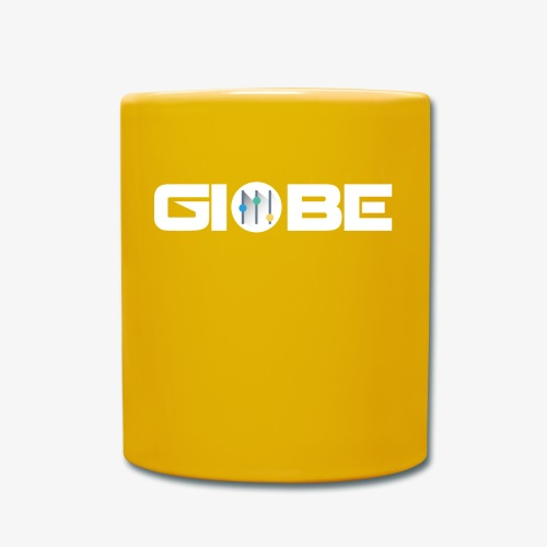 Official Merchandise Of GIOBE - Tazza monocolore