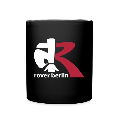 roverlogoberlin hinten - Tasse einfarbig