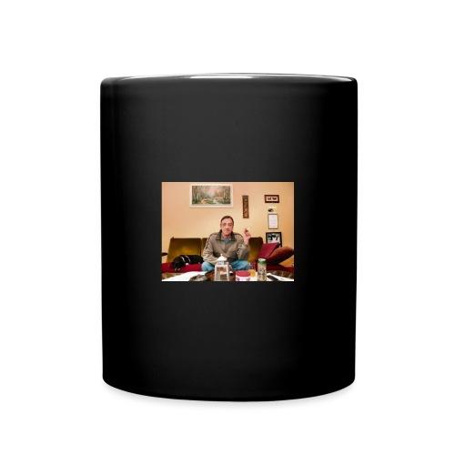 Arno Dübel Wohnzimmer - Tasse einfarbig