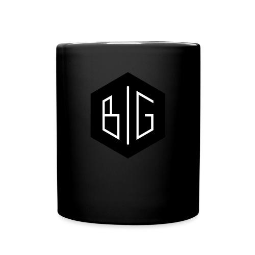 BiG logo grand svg - Mug uni
