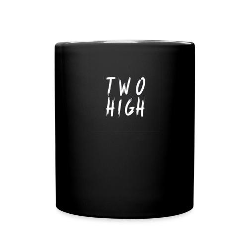 TwoHigh - Enfärgad mugg