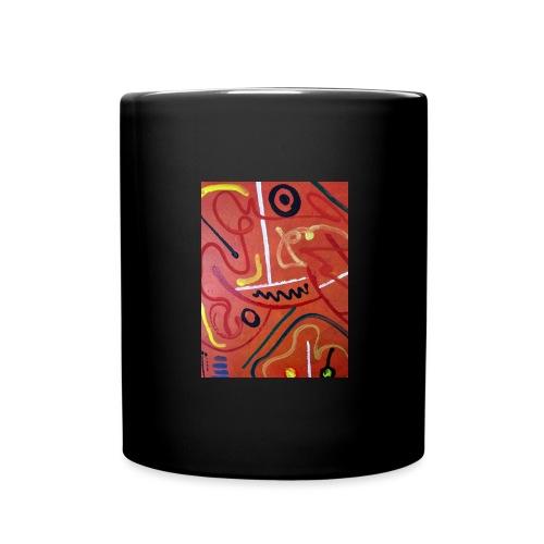Antonius' Afrika2 - Taza de un color