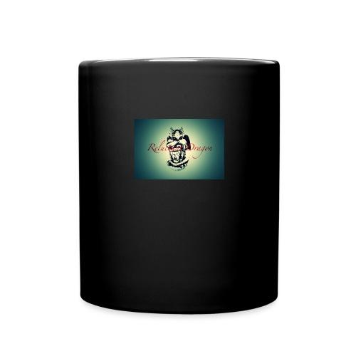 Reluctant Dragon Design - Full Colour Mug