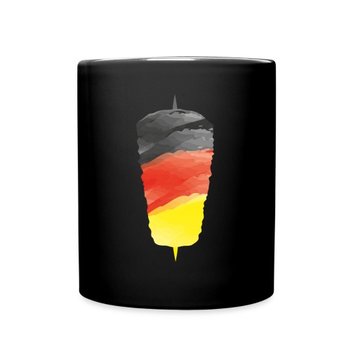 Dönerspieß copy - Tasse einfarbig