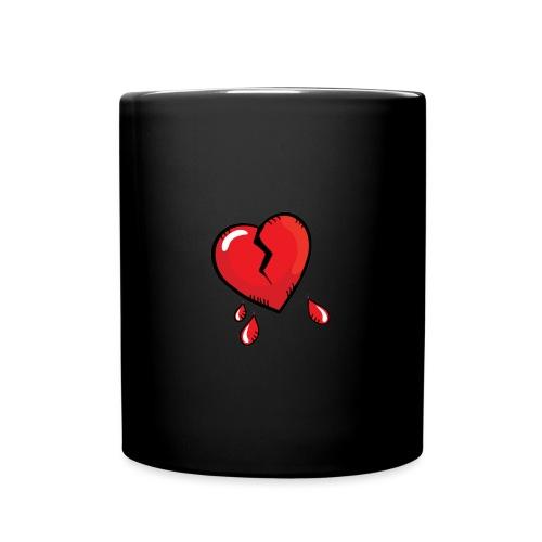 Broken Heart - Full Colour Mug