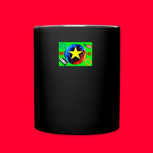 Ministar gaming logo - Full Colour Mug