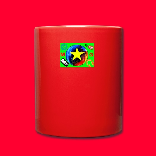 Ministar gaming logo - Full Colour Mug