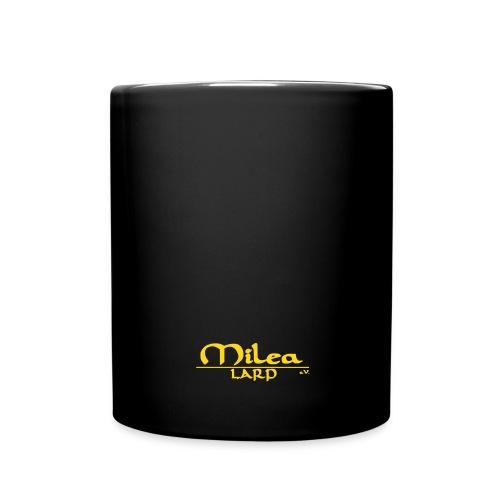 milealarp schriftzug - Tasse einfarbig