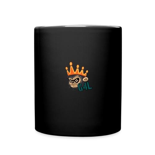 g4l-logo - Tasse einfarbig