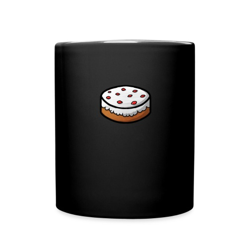 Cake Icon - Tasse einfarbig