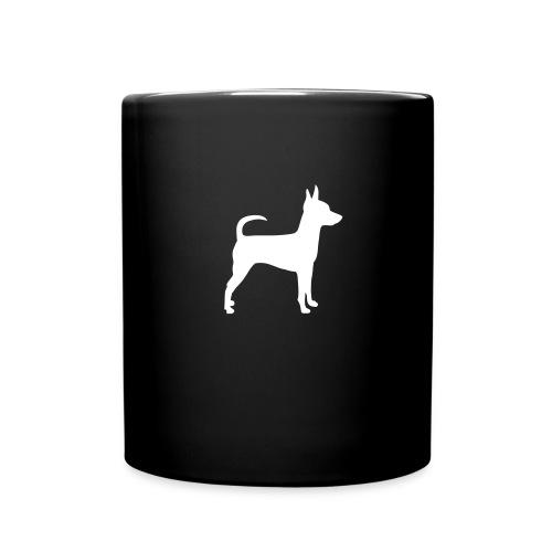 Standing Toy Fox Terrier - Yksivärinen muki