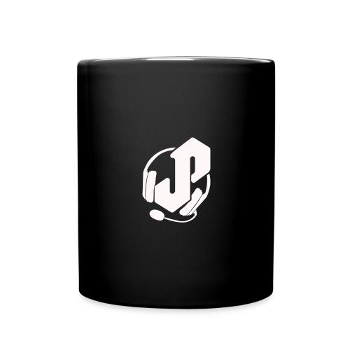 white logo png - Full Colour Mug