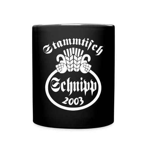 Schnipp2003 klassisch - Tasse einfarbig
