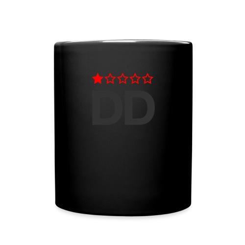 Dårligdommerne simpelt logo - Ensfarvet krus