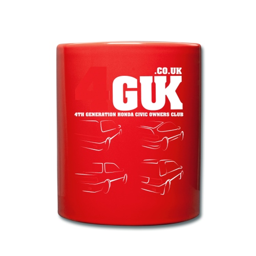 4GUK Hoodie - Full Colour Mug