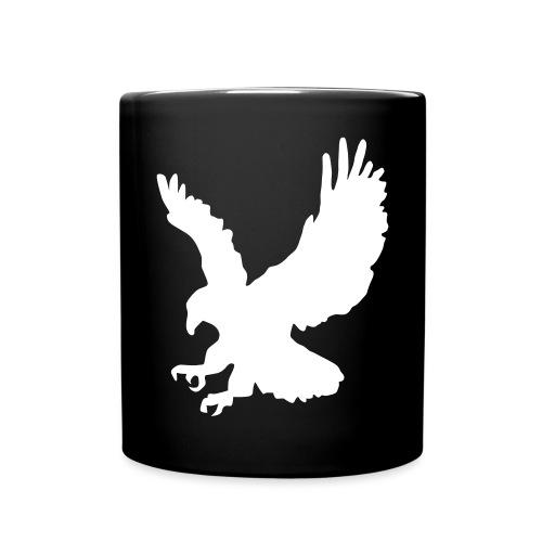 Adler einfarbig - Tasse einfarbig