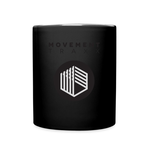 Movement Traxx - 'Standard Logo 3' - Mug uni