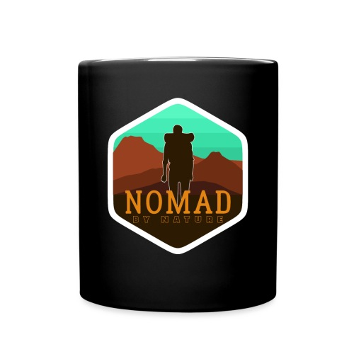 Nomad By Nature - Tasse einfarbig