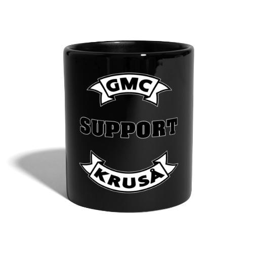 GMC SUPPORT - Ensfarvet krus