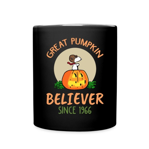 Great pumpkin believer since 1966 - Full Colour Mug