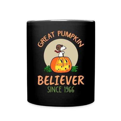 Great pumpkin believer since 1966 - Full Colour Mug