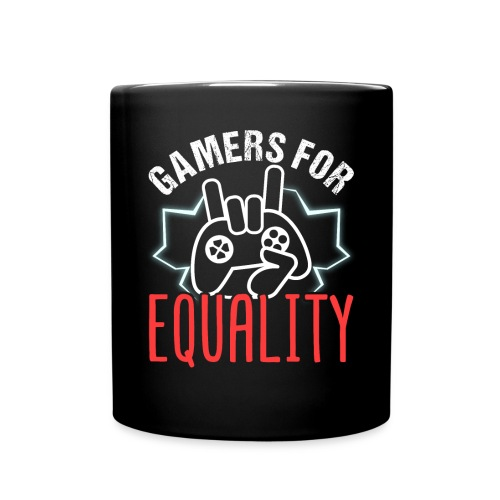 Gamers For Equality - Tasse einfarbig
