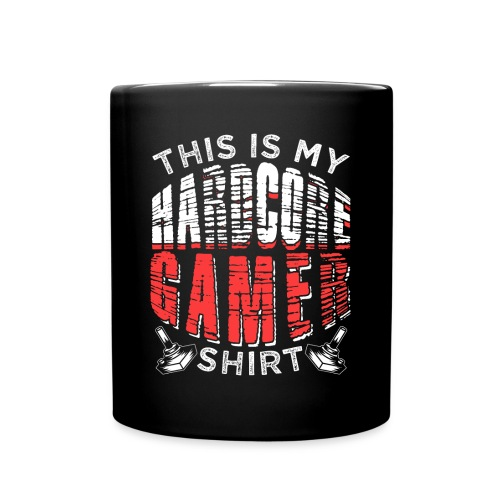 This Is My Gamer Shirt - Tasse einfarbig