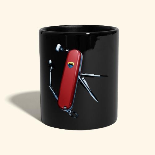 Swedzerland GBAD knife - Enfärgad mugg